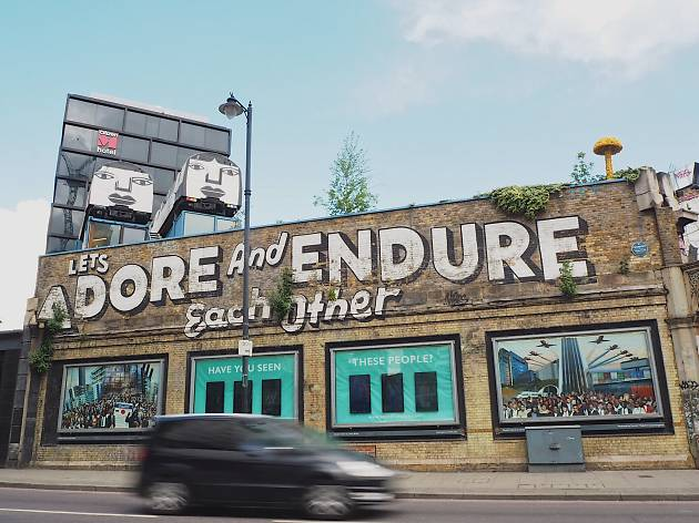 Five historical things to look out for in... Shoreditch