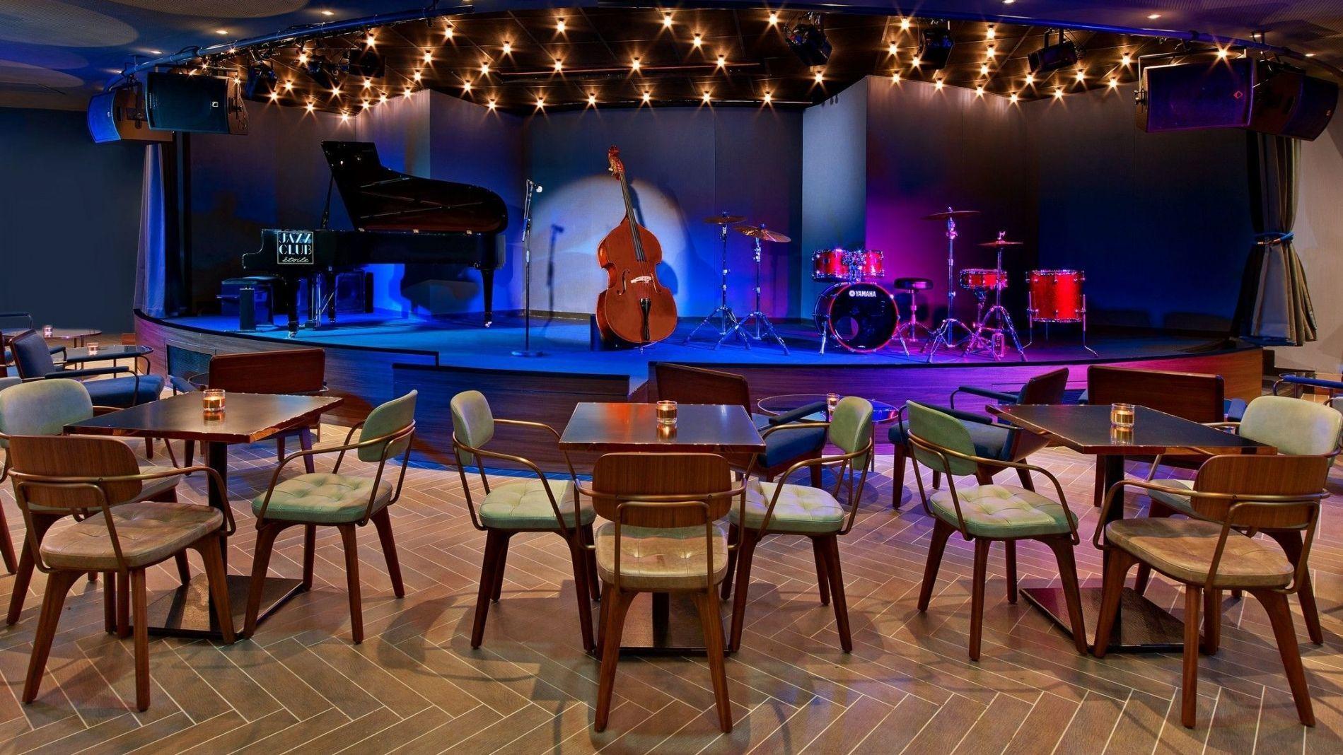 Cafe De Paris Lounge Music
