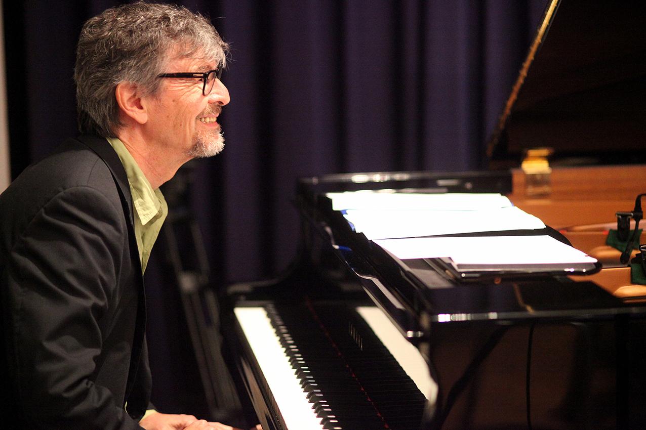 'In Jazz we trust': an interview with Darius Brubeck