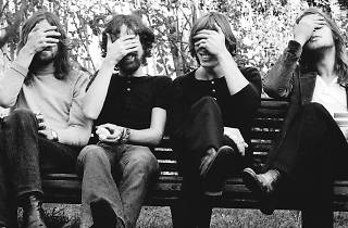 Pink Floyd Music Ltd Photo by Storm Thorgerson, Aubrey 'Po' Powell Hipgnosis 1970