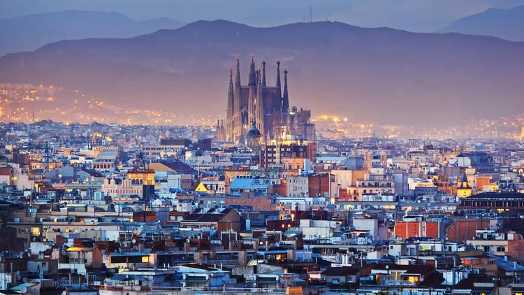 Best Euro city breaks - Barcelona - 2017