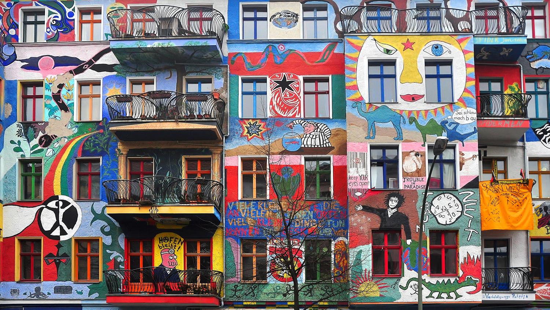 Best Euro city breaks - Berlin - 2017