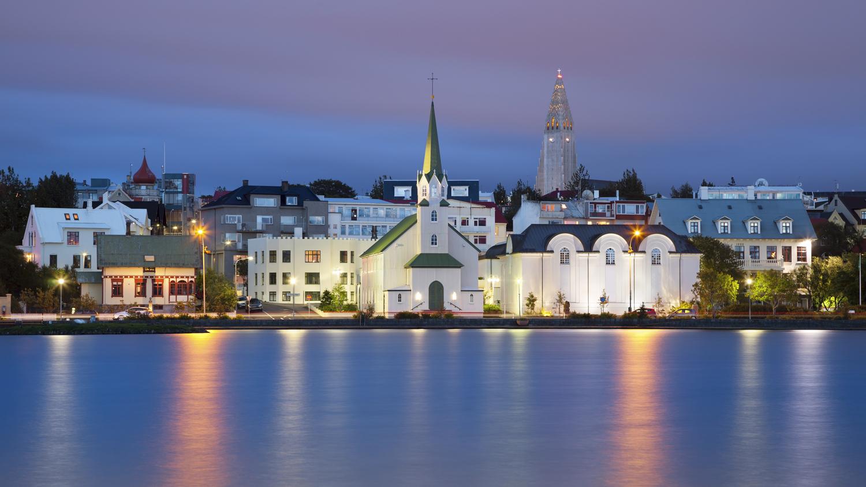 Best Euro city breaks - Reykjavik - 2017