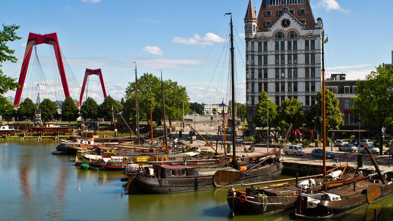 Best Euro city breaks - Rotterdam - 2017