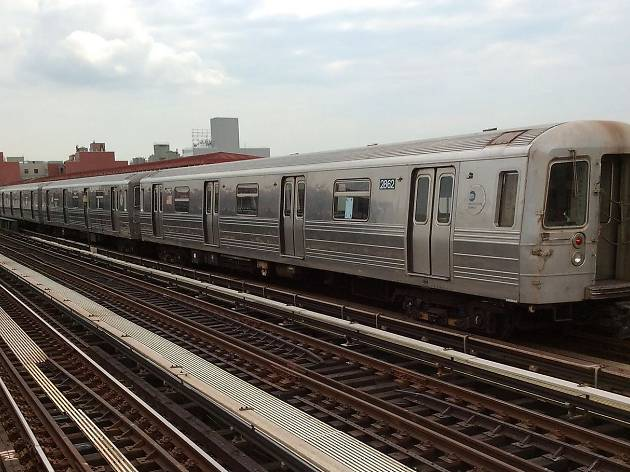 The N train will close in Astoria for eight weekends this summer