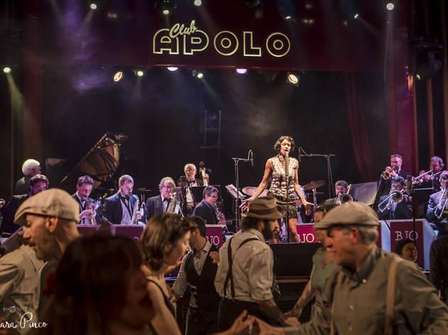 7 raons per no perdre's la gran festa swing a l'Apolo