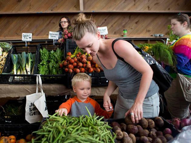 Mueller Farmers' Market