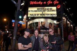 X: 40th Anniversary Tour