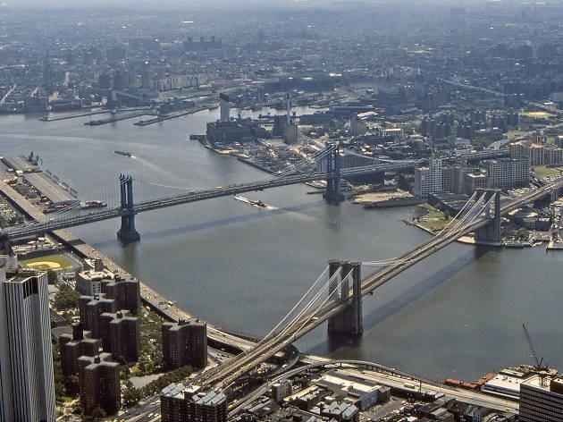 Huge Dumbo Oil Spill Leaves Heavy Smell of Petroleum in Air