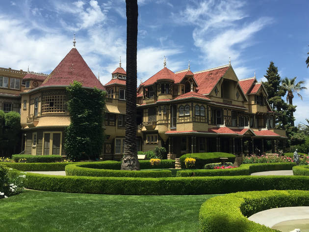 Helen Mirren Is Filming In San Jose S Winchester Mystery House