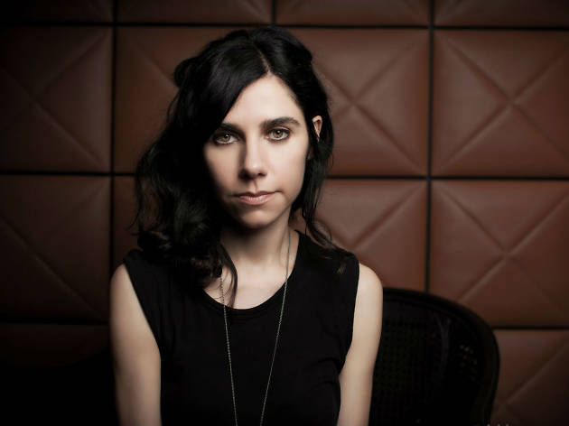 PJ Harvey en el Corona Capital 2017