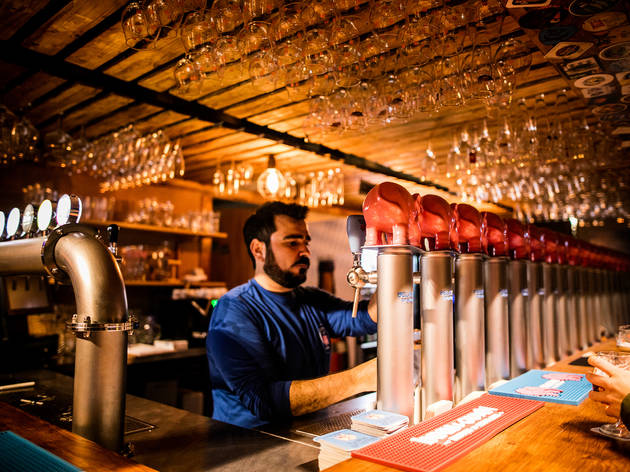 The best spots for craft beer in Lisbon