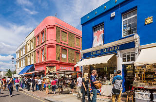 12 great things to do on Portobello Road