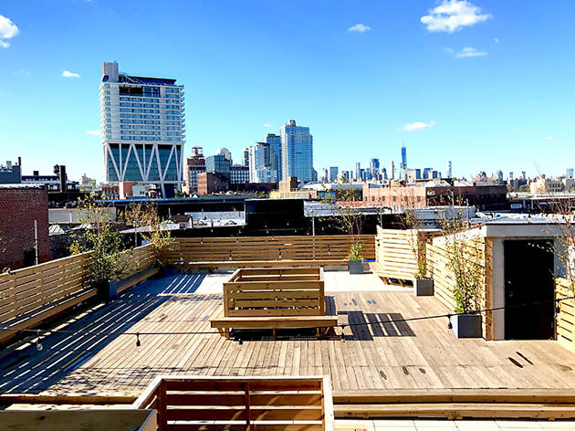 New Brooklyn venue will host rooftop dance parties all summer long