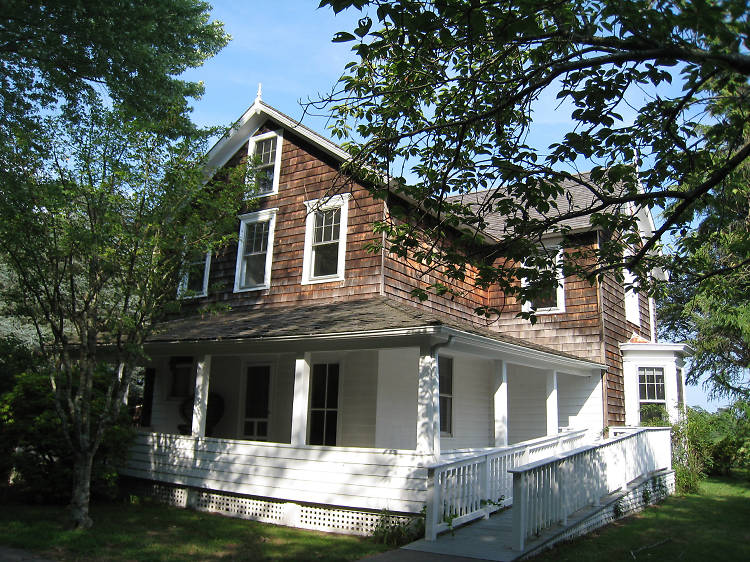 Pollock-Krasner House and Studio, East Hampton