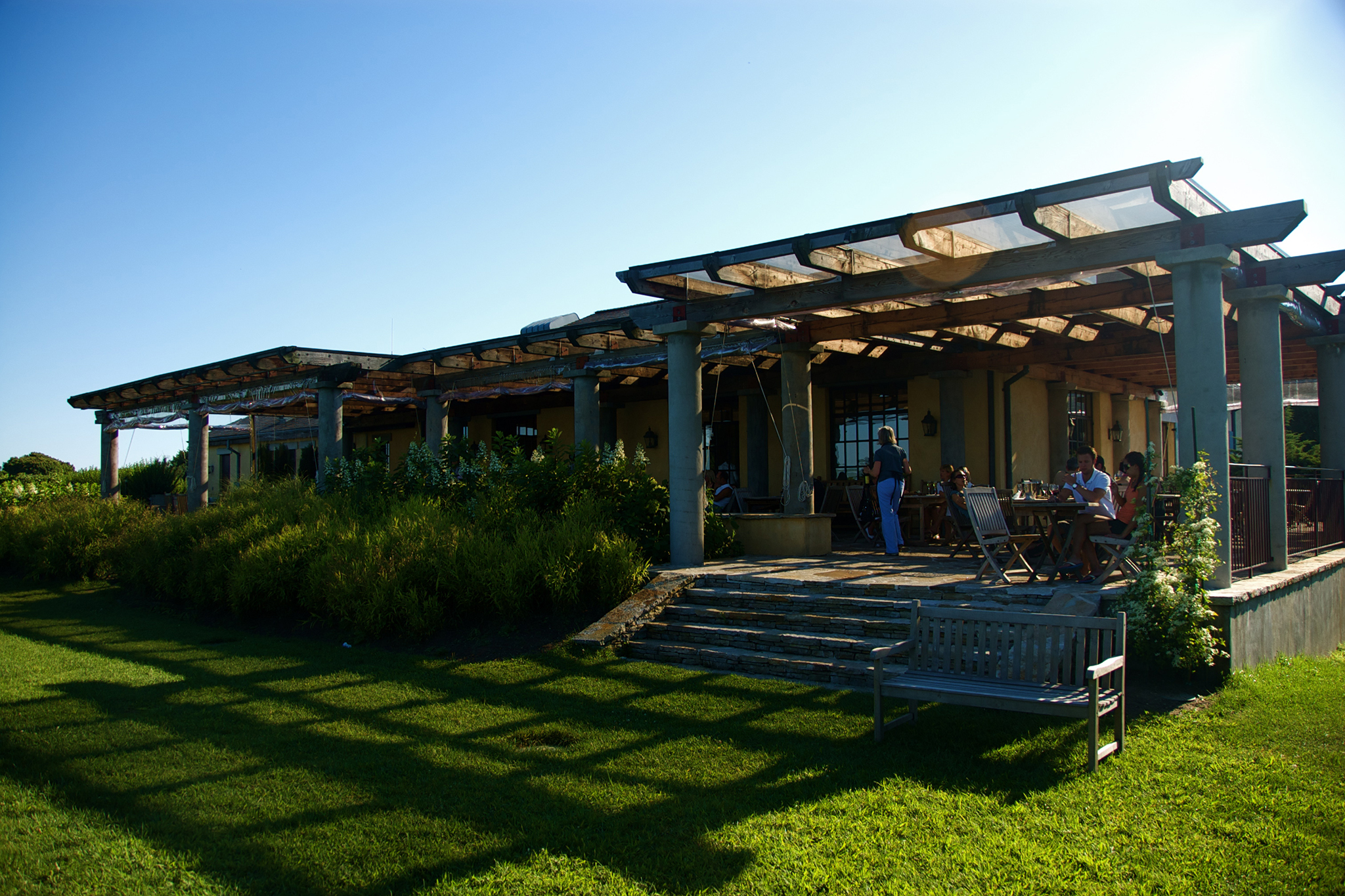 Wölffer Estate Vineyard, Sagaponack