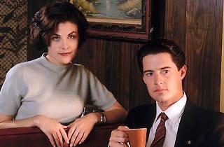 Twin Peaks Agent Cooper Audrey Horne