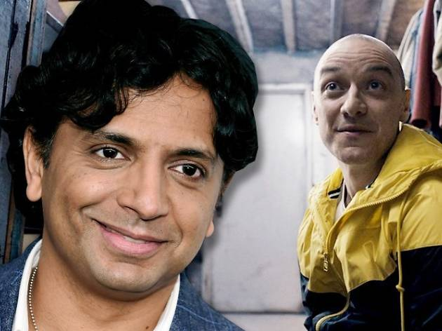 DO NOT REUSE M Night Shyamalan Split competition