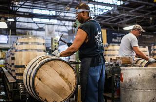 Lynchburg Tennessee Jack Daniel's barrels