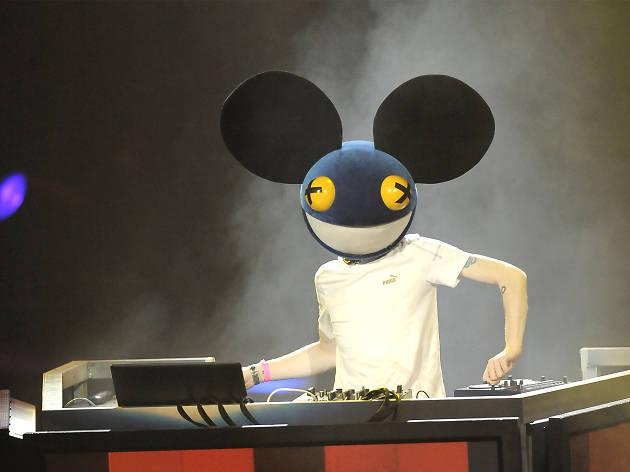 DJ Deadmau5