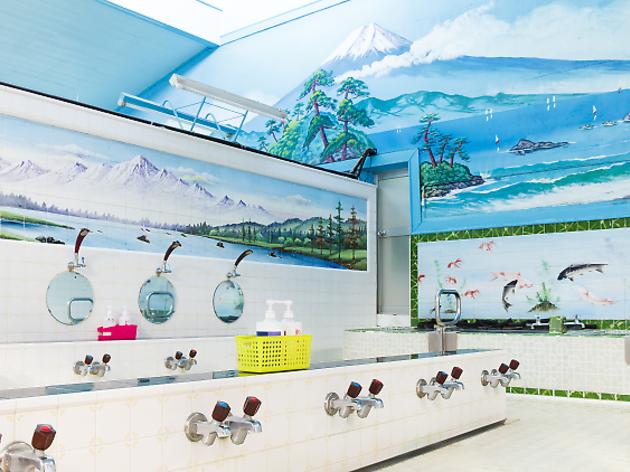 東京の銭湯&温泉ガイド