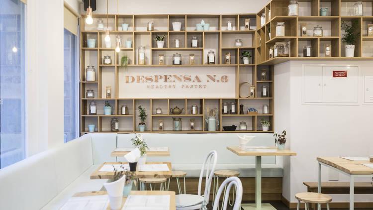Restaurante, Cozinha Saudável, Despensa N.6