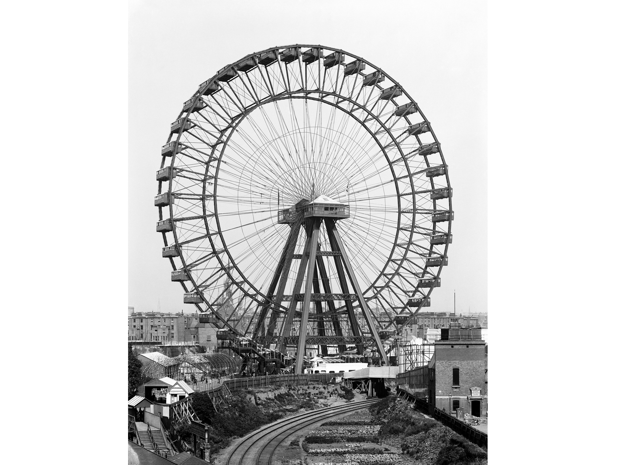 Lost London: The Great Wheel