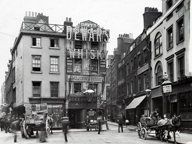 Lost London: Wych Street