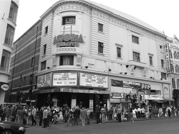 Lost London: The Astoria