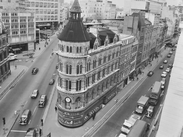 Lost London: Mappin & Webb Building