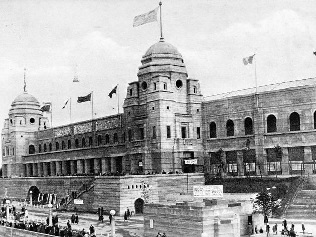 Lost London: Wembley Stadium