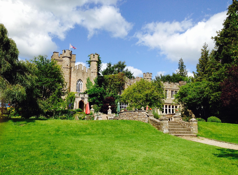 Augill Castle, Yorkshire