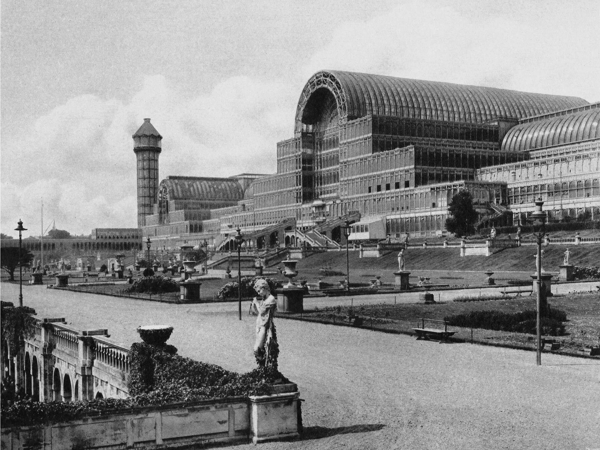 Lost London: The Crystal Palace
