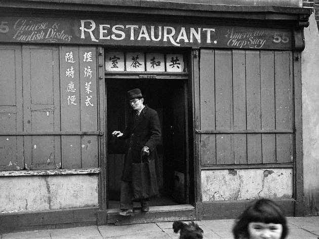 Lost London: Chinatown Limehouse