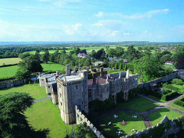 9 amazing castles you can actually stay in