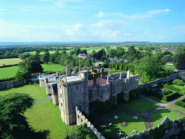 17 amazing castles where you can stay overnight