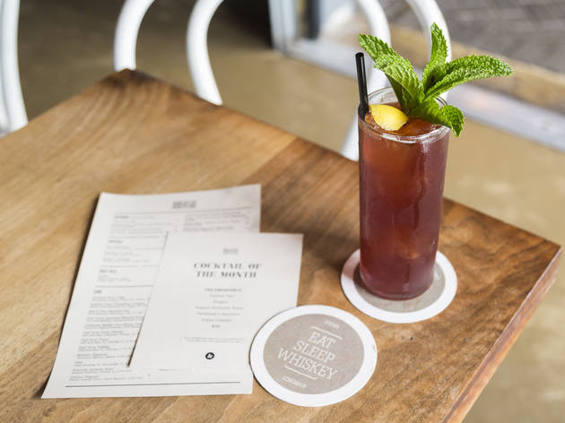 Head to OSB at Longman & Eagle to try Time Out Chicago's latest cocktail collaboration