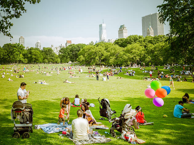 Best picnic spots in central park for a picturesque for Secret romantic places nyc