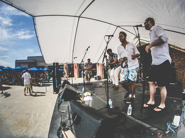 Here are all of the events happening at Riis Park Beach Bazaar this summer