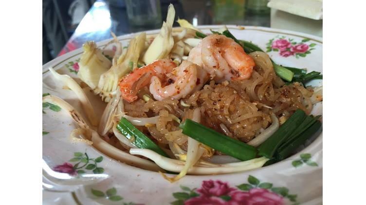 ผัดไทยคิคูย่า