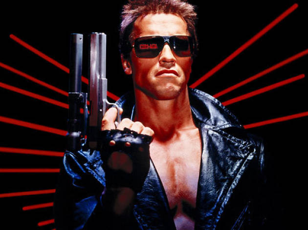 Arnie: Come With Me If You Want to Party