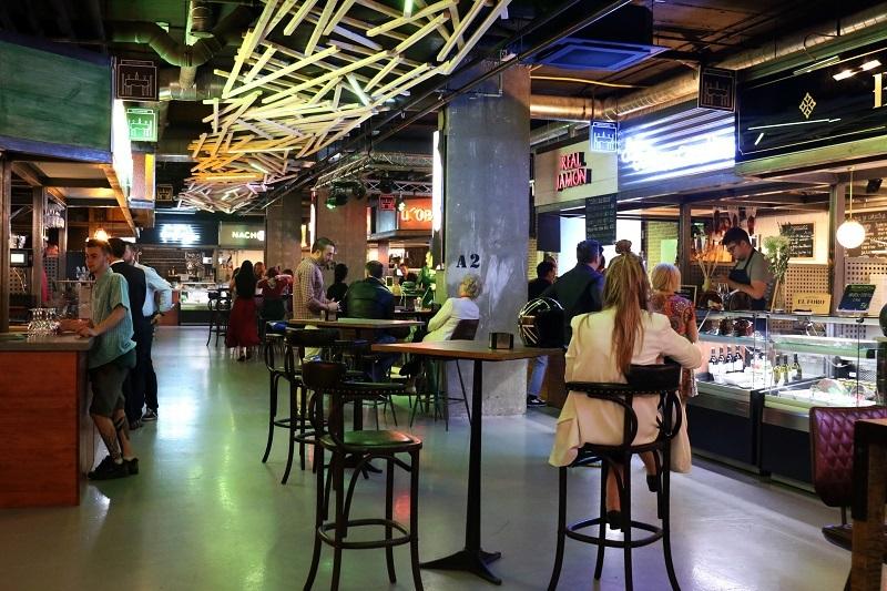 Food Maket Barceló: nuevo mercado gastronómico