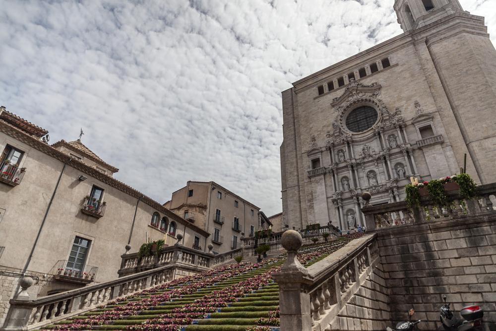 La Catedral, Temps de Flors