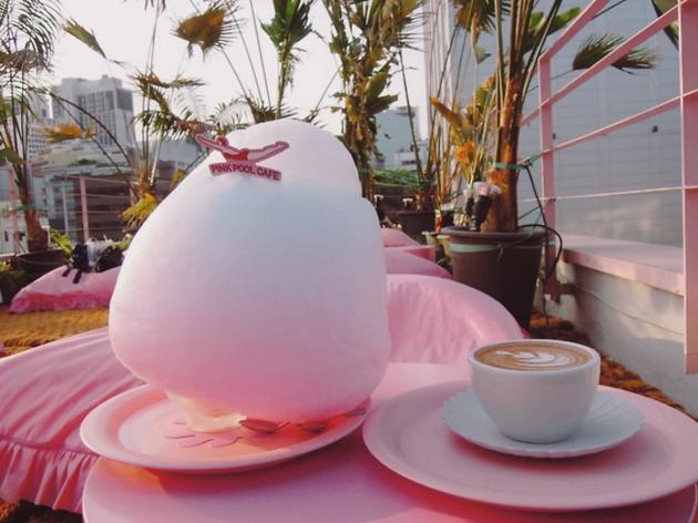 Stylenanda myeongdong pink hotel