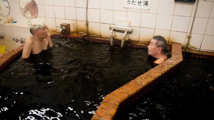 東京の黒湯スポット