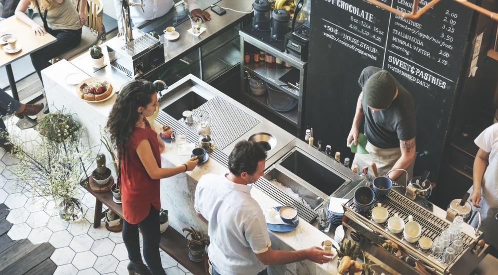 Chamberí, el barrio con el mejor café
