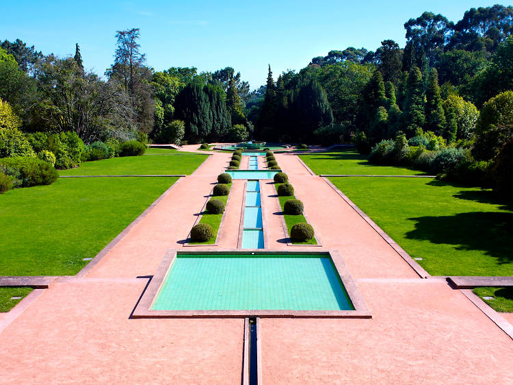 Visit a sprawling contemporary art park in Porto