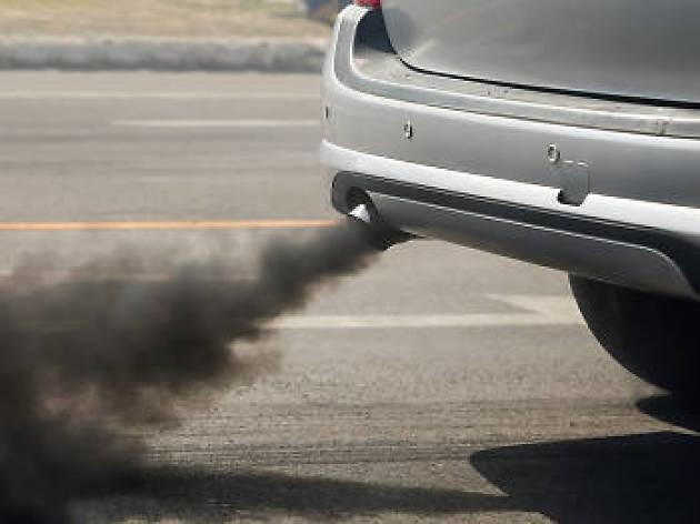 Fum cotxe