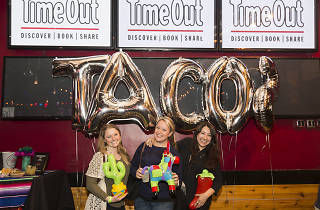 Here's what went down last night at Taco Thursday presented by Time Out Chicago