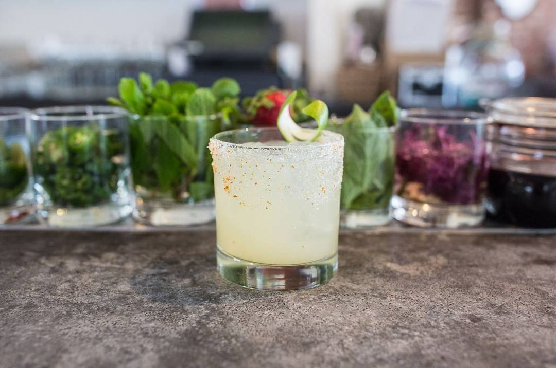Gracias Madre Drinks best day drinking spots in los angeles for sunny sips